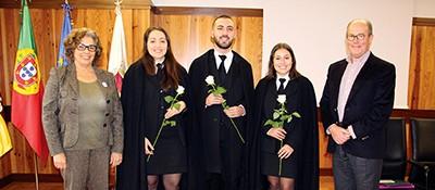 Estudantes Conselho Geral